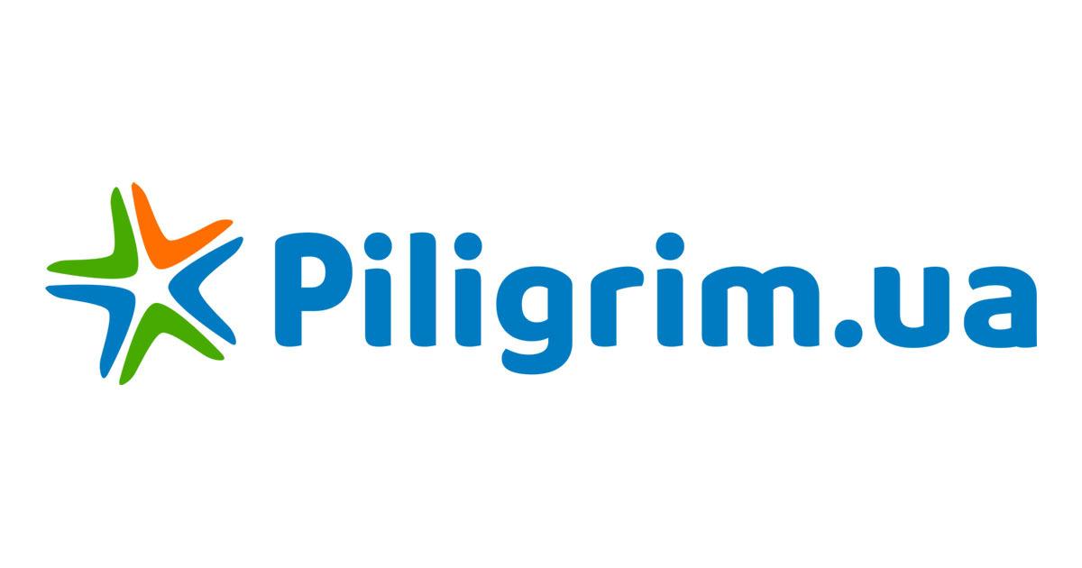 Актуальный логотип турагентства Пилигрим