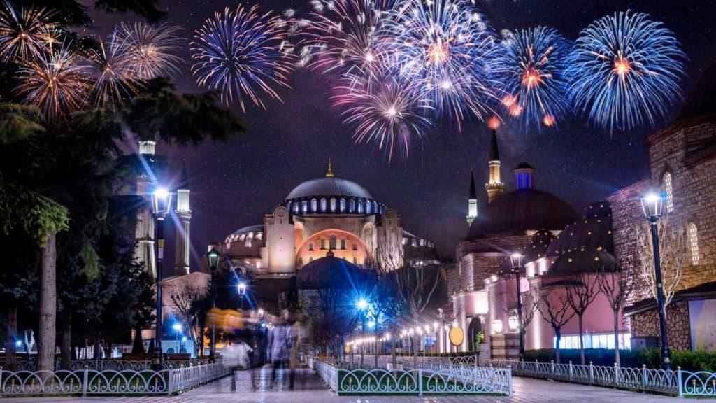 Отдых в Турции на Новый год