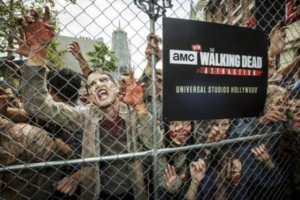 аттракцион The Walking Dead 2