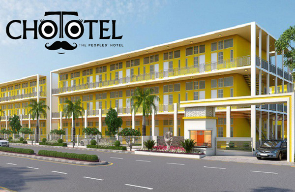 супер-бюджетный отель в ОАЭ