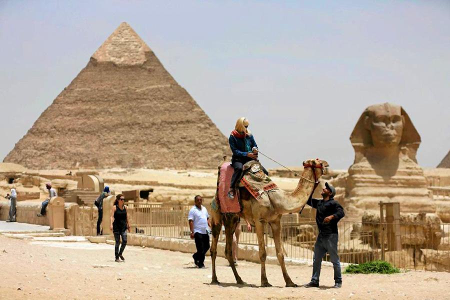 правила безопасности в египте