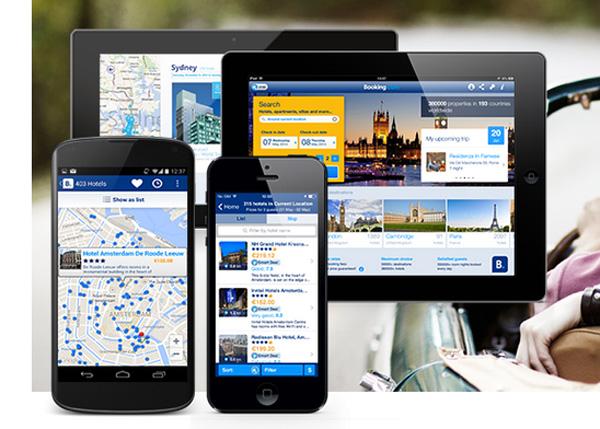 поиск от Booking.com