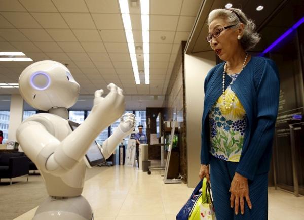 первый в мире отель с роботами