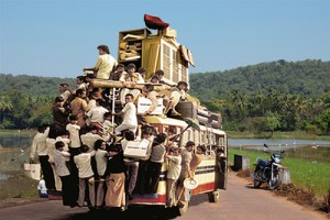 дороги индии