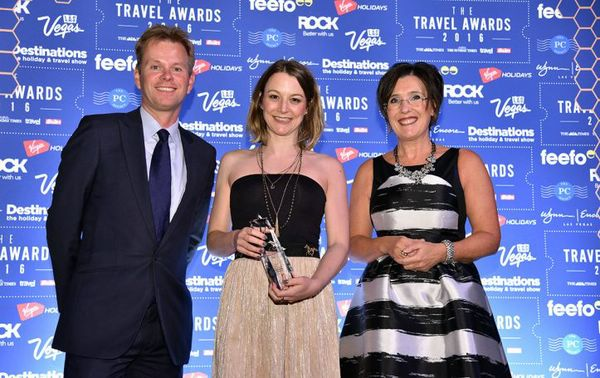 Times Travel Awards London 2016