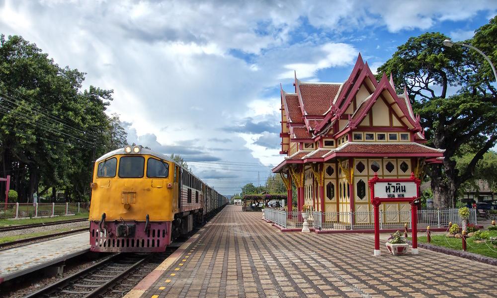 на чем путешествовать по таиланду