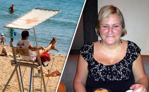 британская туристка утонула на пляже в испании