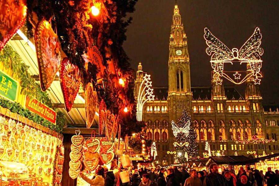 лучшие рождественские рынки европы