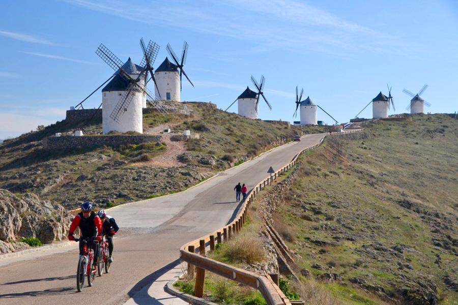 лучшие туристические маршруты 2017 испания