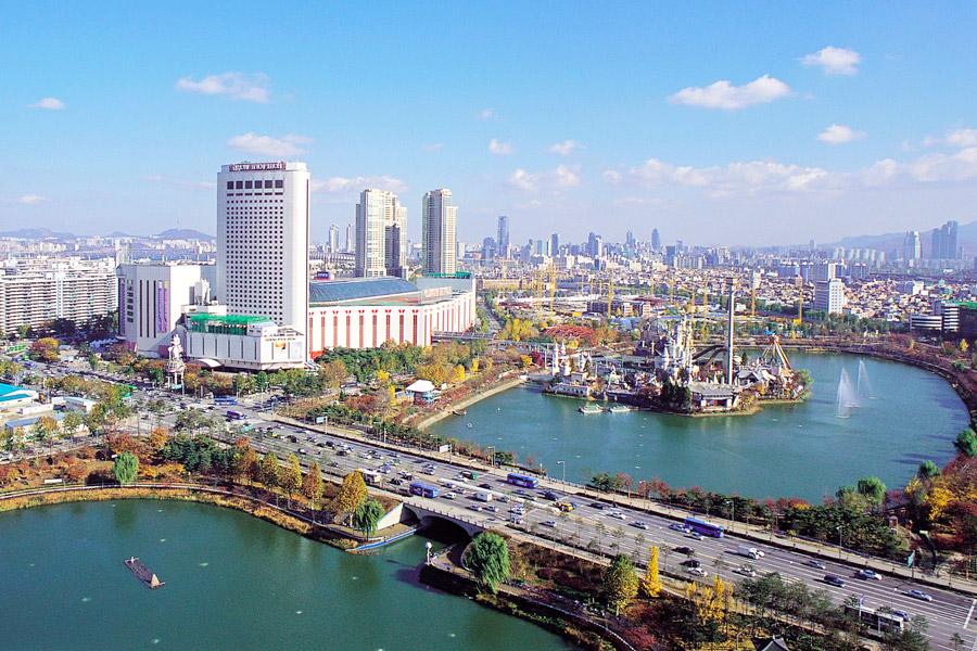 лучшие туристические маршруты 2017 южная корея