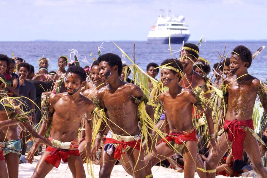 лучшие туристические маршруты 2017 Папуа – Новая Гвинея