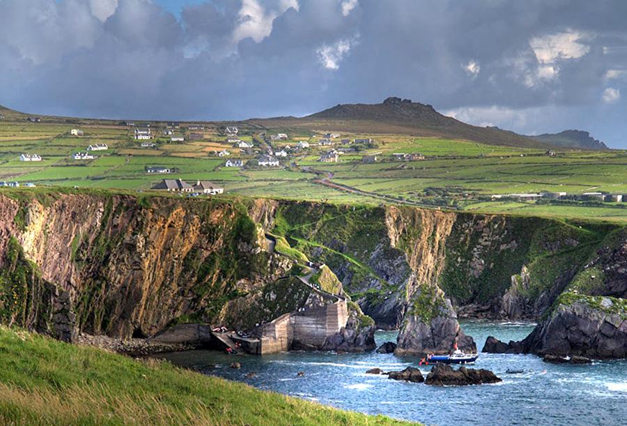 лучшие туристические маршруты 2017 ирландия