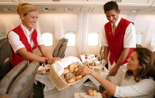 туристы готовы платить за комфорт в самолетах