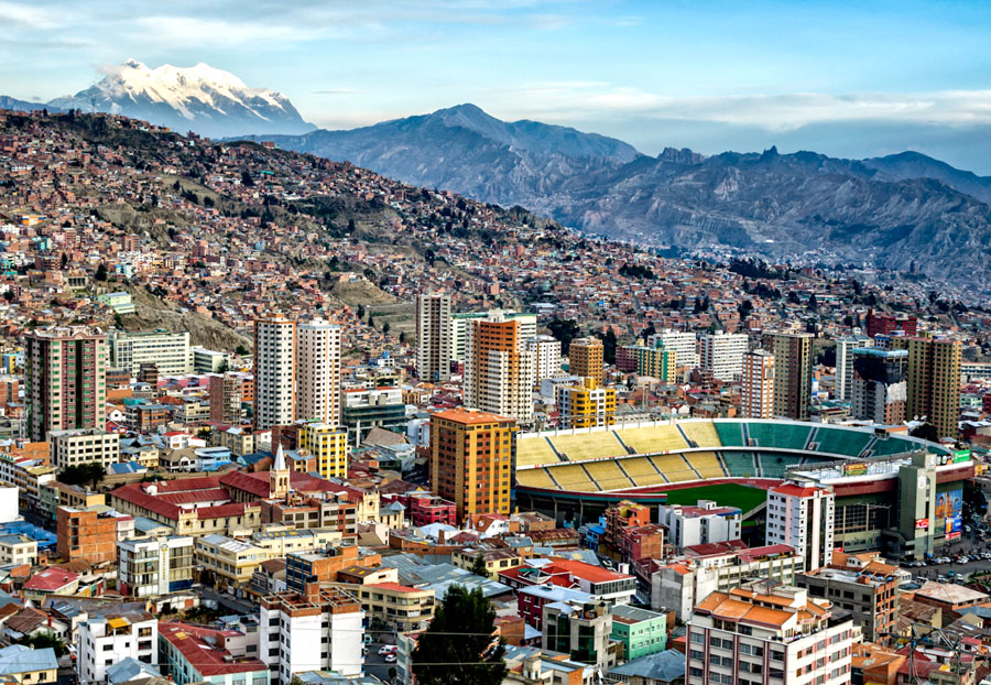 туры в боливию