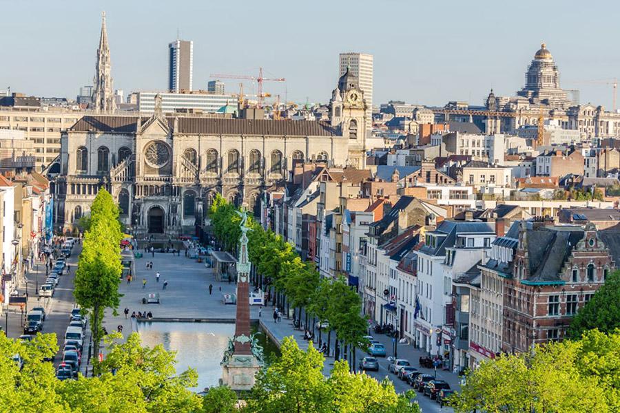 туры в бельгию брюссель