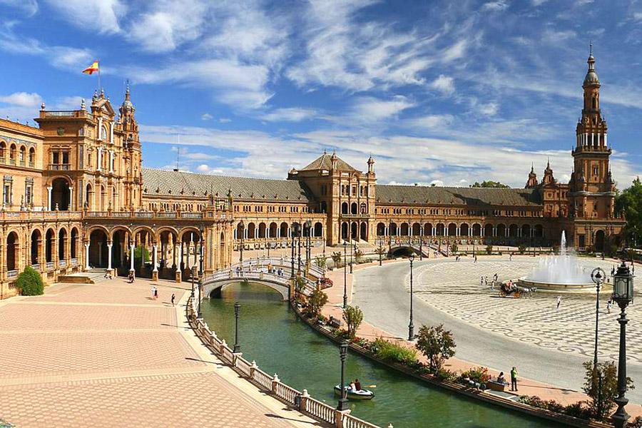 туры в испанию севилья