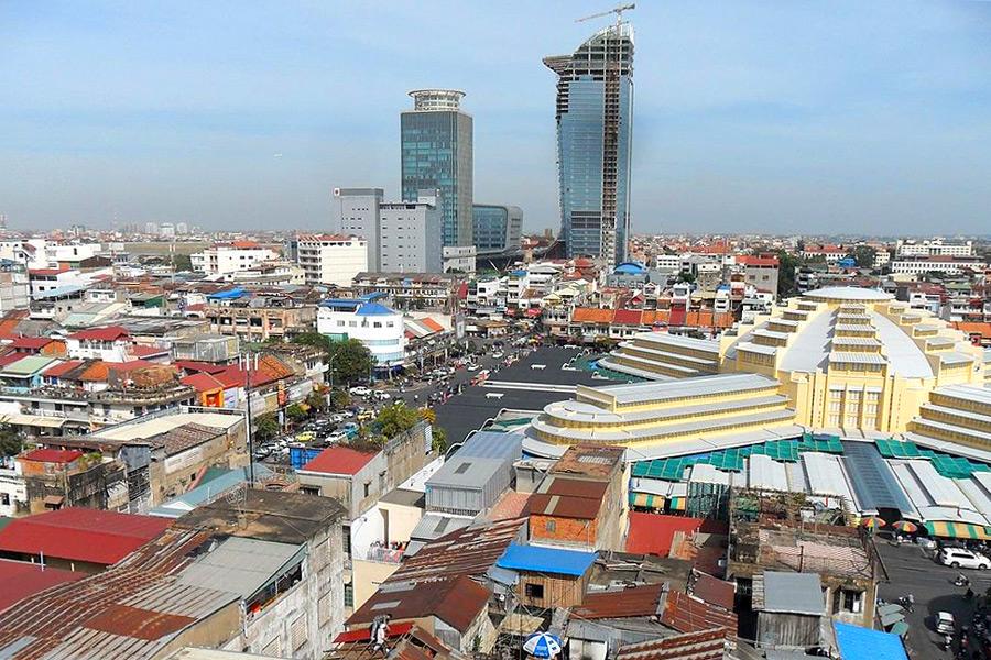 туры в камбоджу пномпень