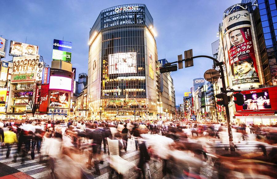 туры в японию токио