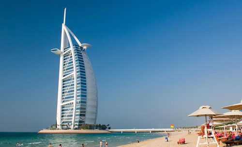 отель Burj Al Arab оаэ