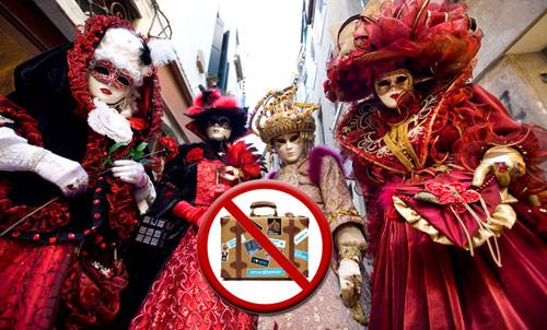венеция вводит лимит на туристов