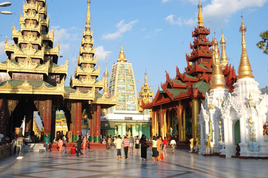 отдых в декабре мьянма