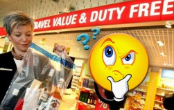 как обманывают магазины дьюти фри