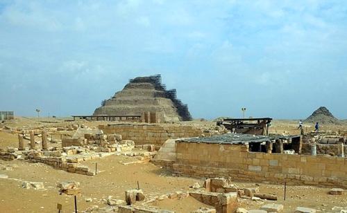 в египте был найдет 7000-летний город