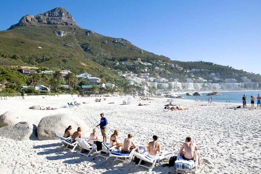отдых в декабре кейптаун