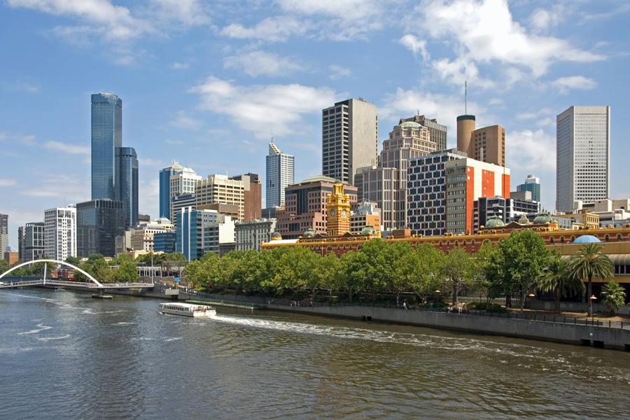 отдых в декабре мельбурн