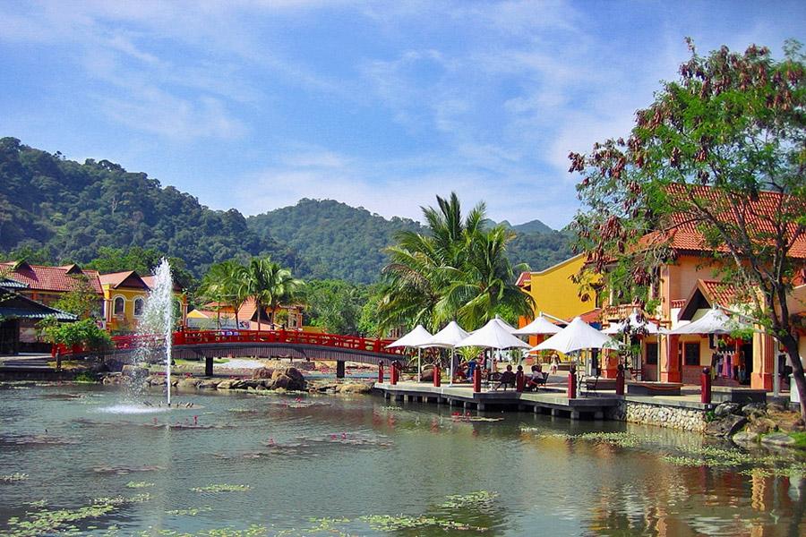 отдых зимой малайзия