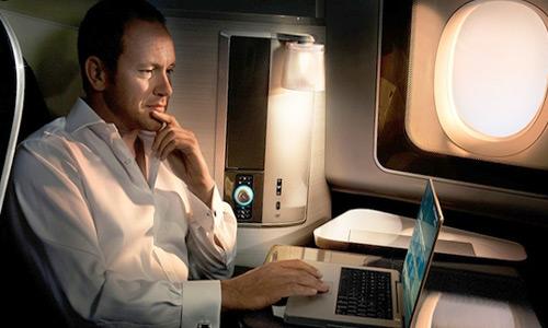 цифровые технологии для пассажиров самолетов
