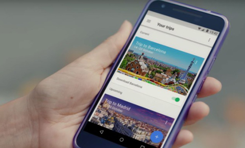 гугл путешествия онлайн