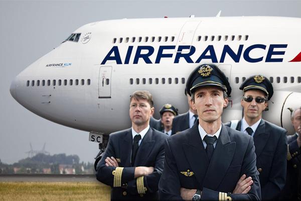 во франции отменены авиарейсы