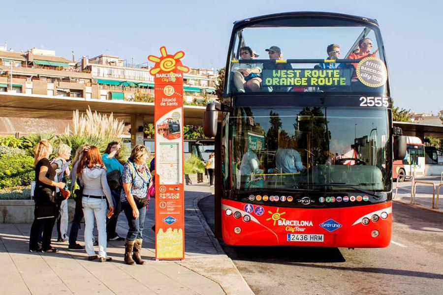 барселона автобусные туры