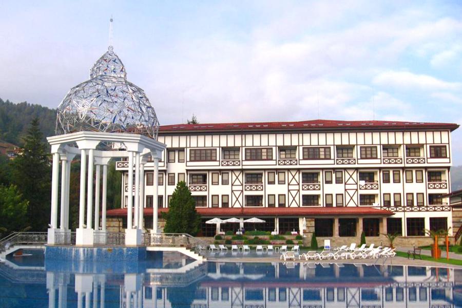 курорт девин болгария