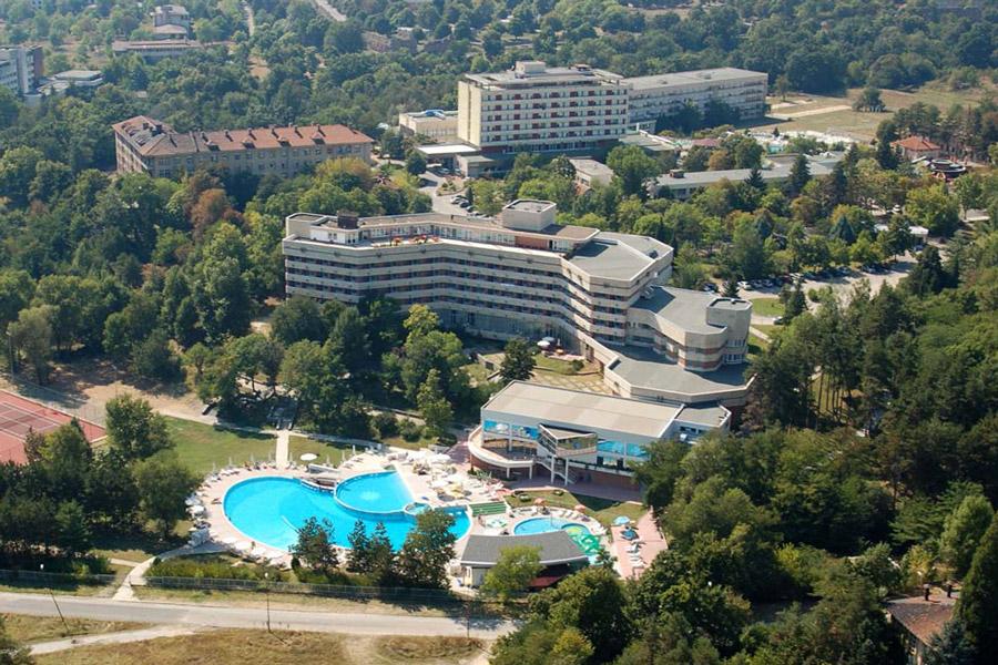 курорт хисар болгария
