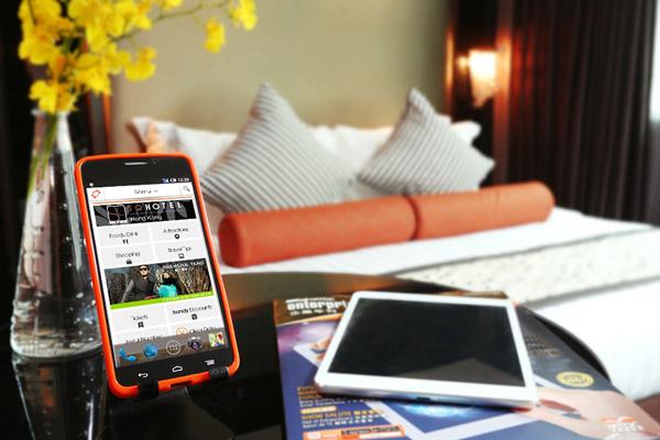бесплатный смартфоны в отелях