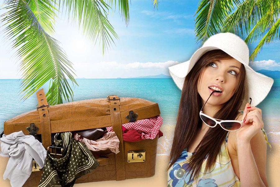 что брать с собой в поездку за границу