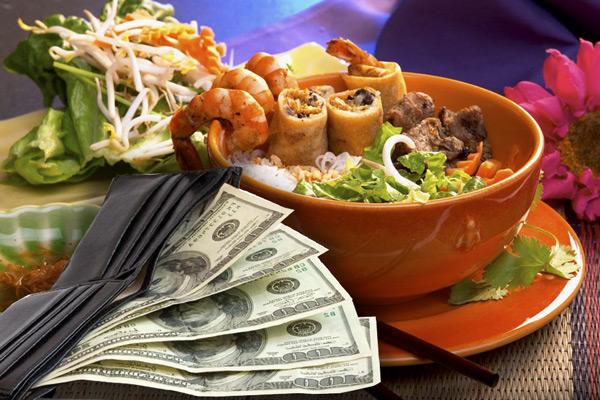 австралийца обманули на 40 тысяч долларов в ресторане