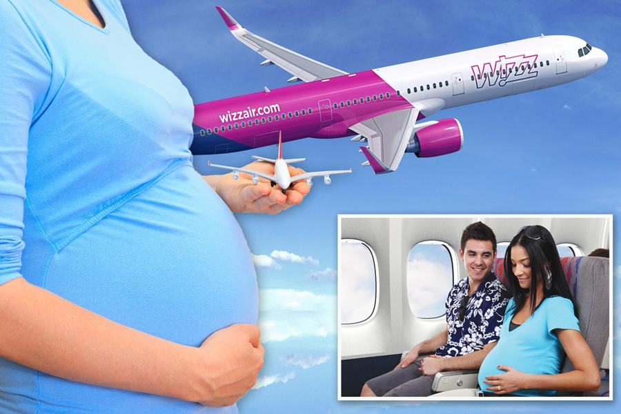советы беременным туристкам