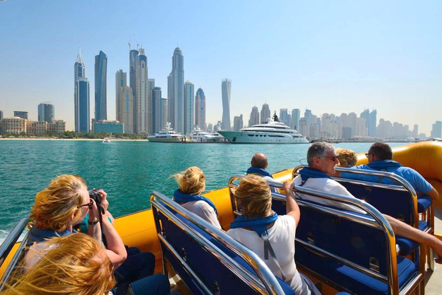 Экскурсия по каналу Dubai Creek