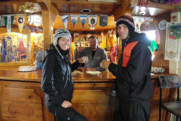 самые необычные в мире бары фарадей в антарктиде