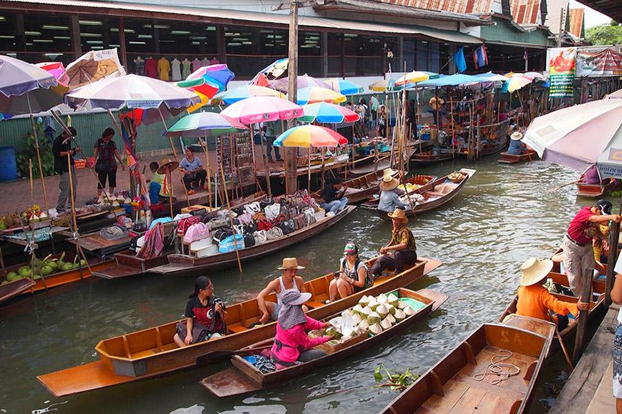 что посмотреть в бангкоке интересные достопримечательности
