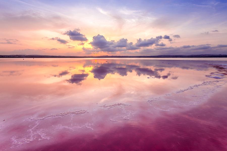 самые красивые водоемы мира