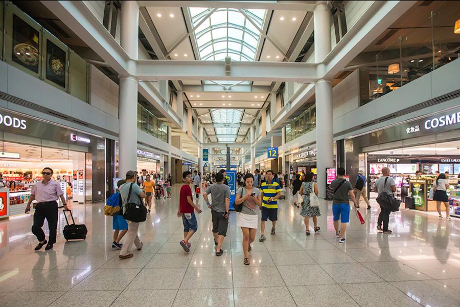 аэропорт Инчхон чем заняться