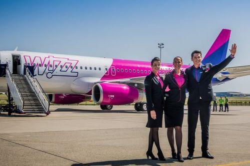 лоукост Wizz Air из харькова