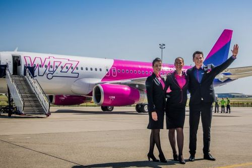Wizz Air авиабилеты львов лондон