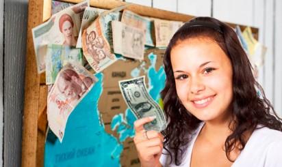 что купить на доллар в разных странах