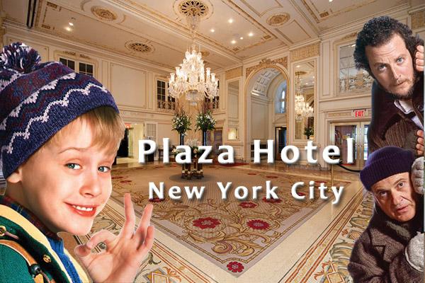 отель плаза один дома 2 нью-йорк