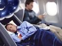 как выспаться в самолете